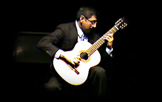 Russel Braga, Guitarrista y Compositor Yucateco